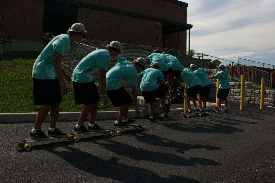Longboard Sequence