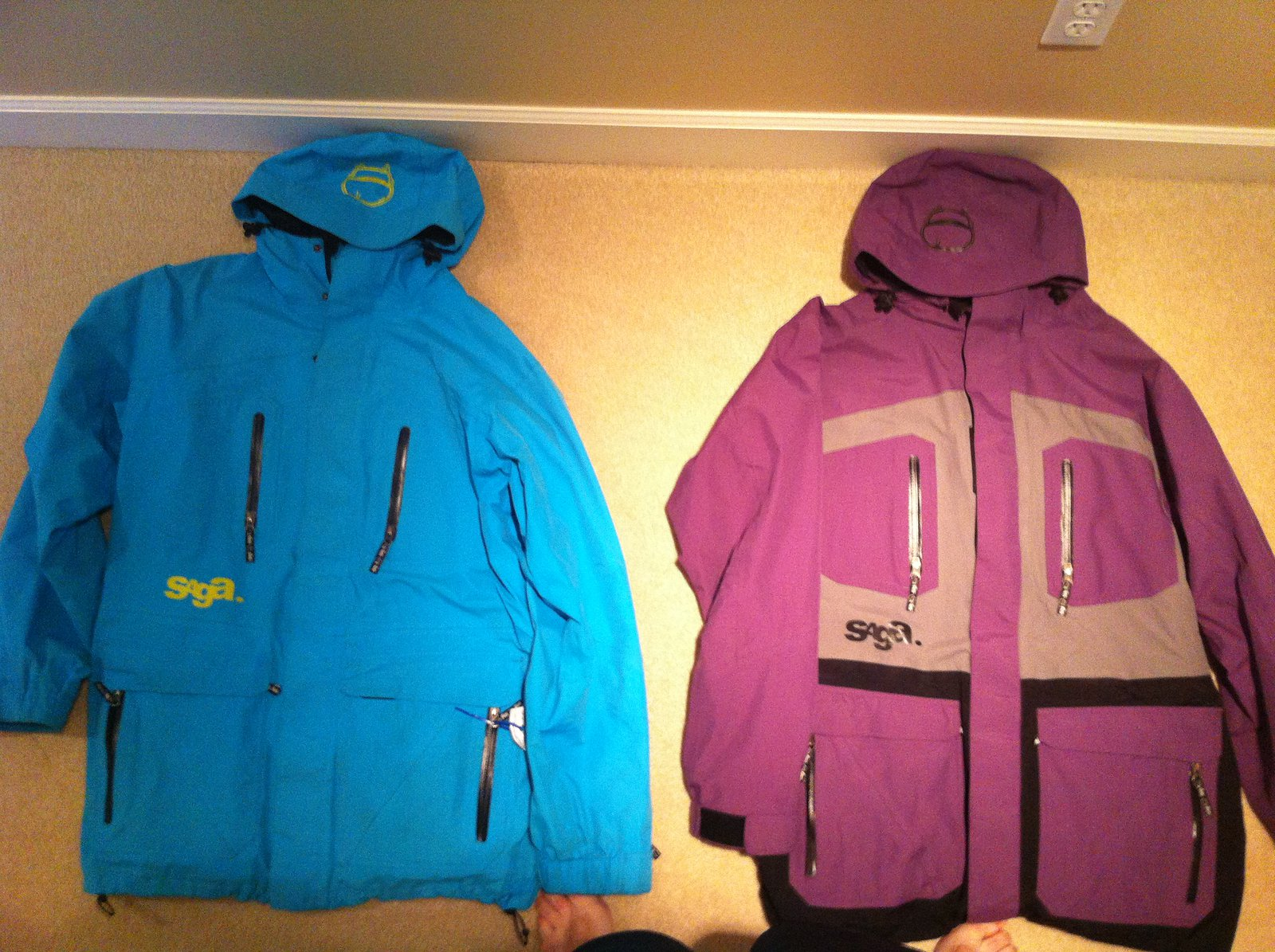 saga coats