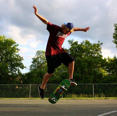 Summer Skating
