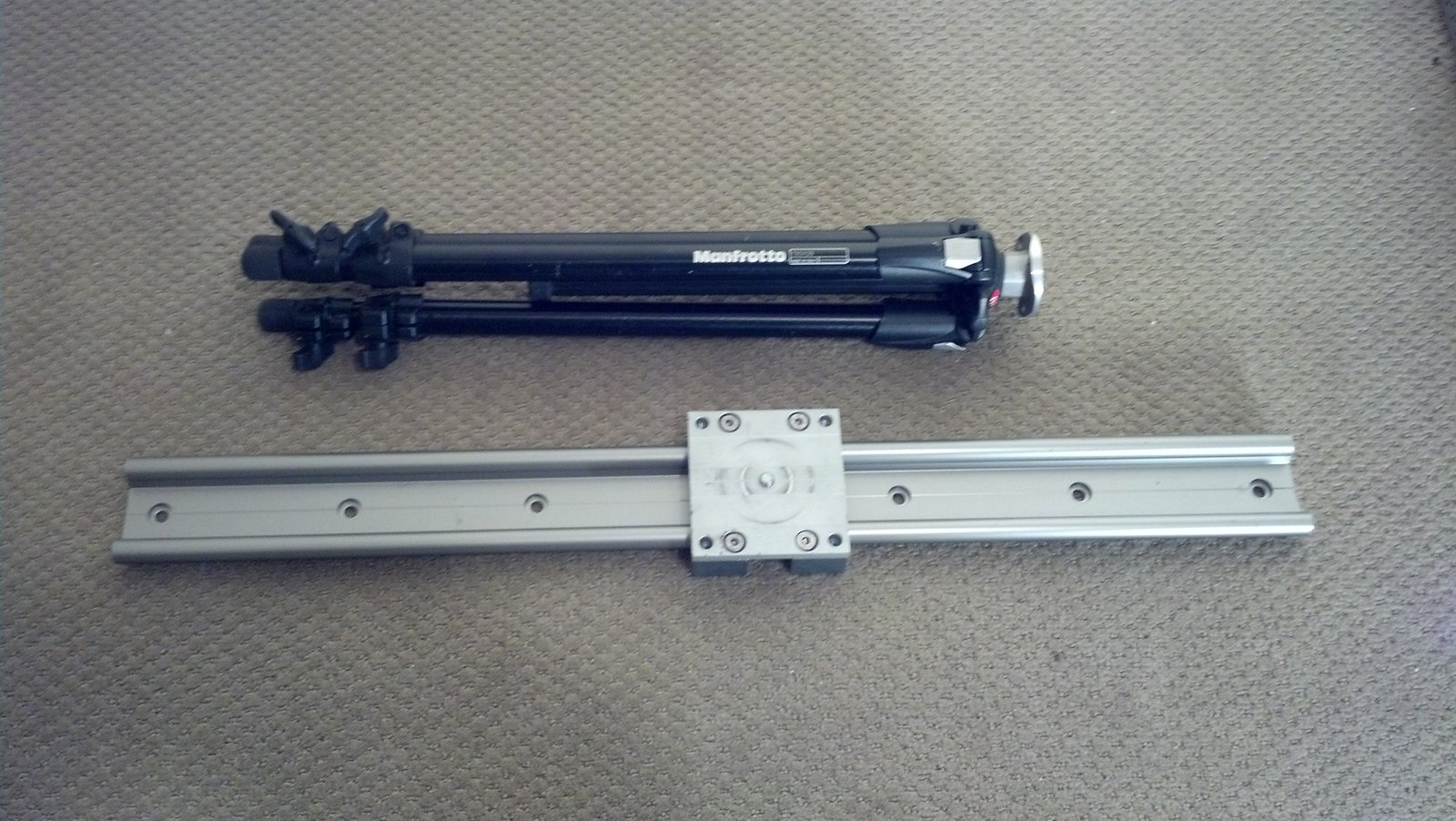 Slider and legs for sale