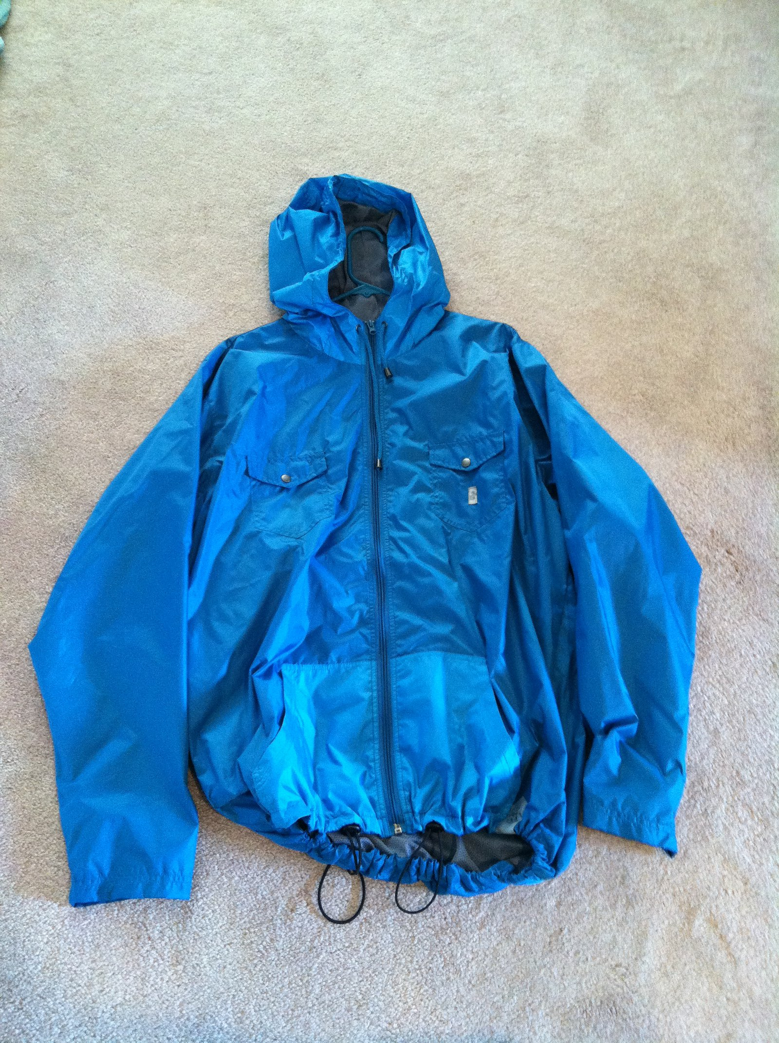 Jiberish Windbreaker