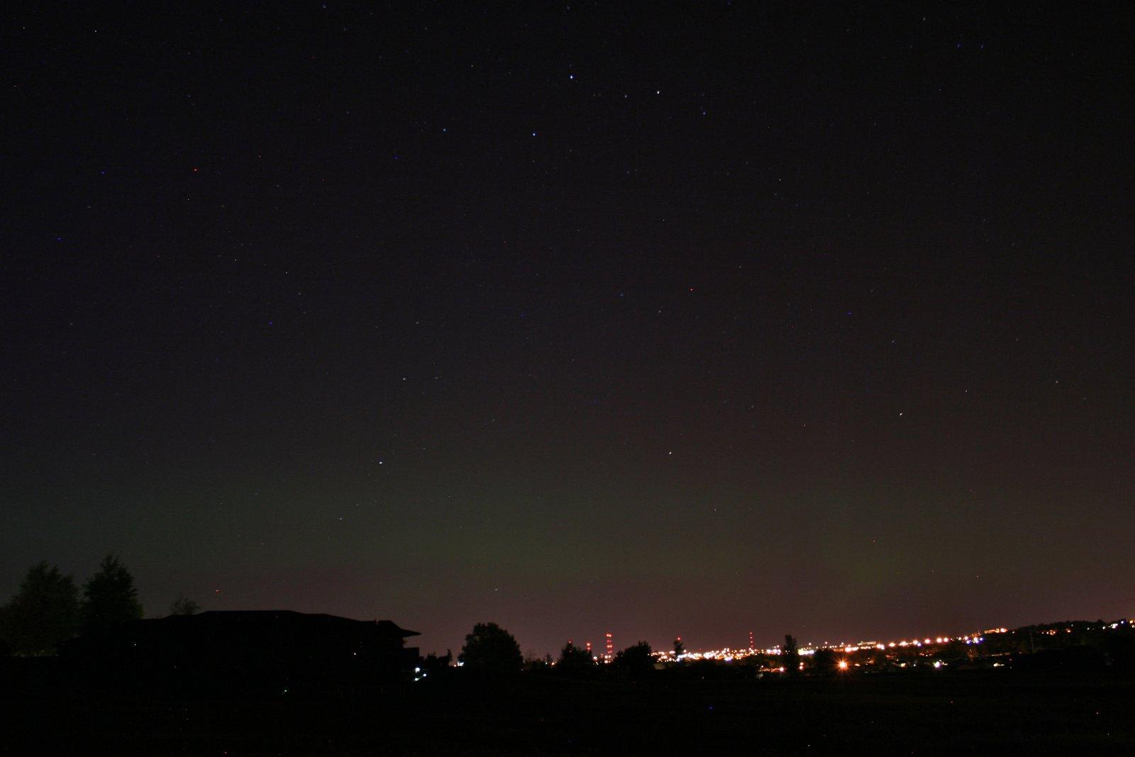 aurora borealis take 1