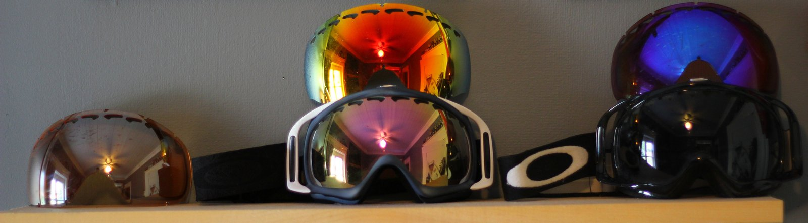 crowbar with 5 lense