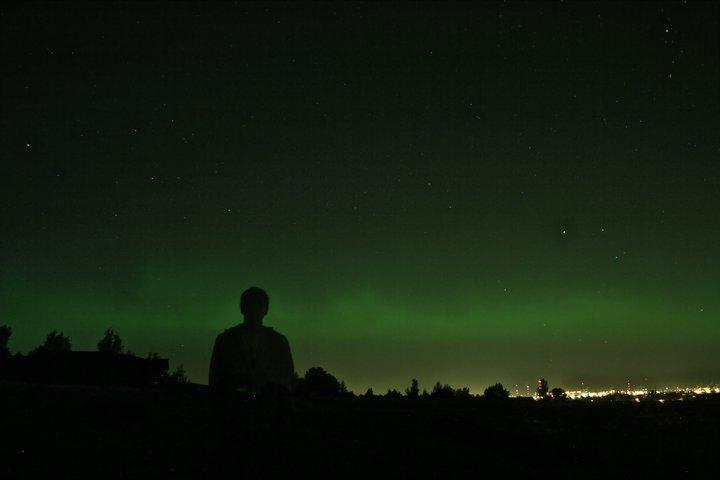 Aurora Borealis Take 4