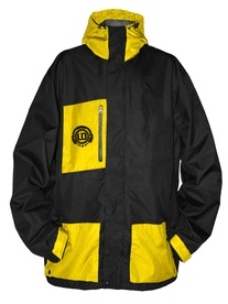 Lethal descent black and yellow