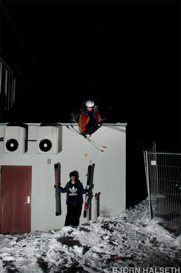 Jonas Eriksen drop