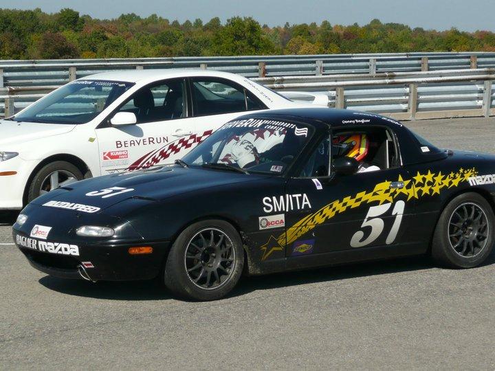 Mazda Miata Racing