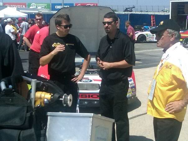 Working through Technical Inspection ARCA