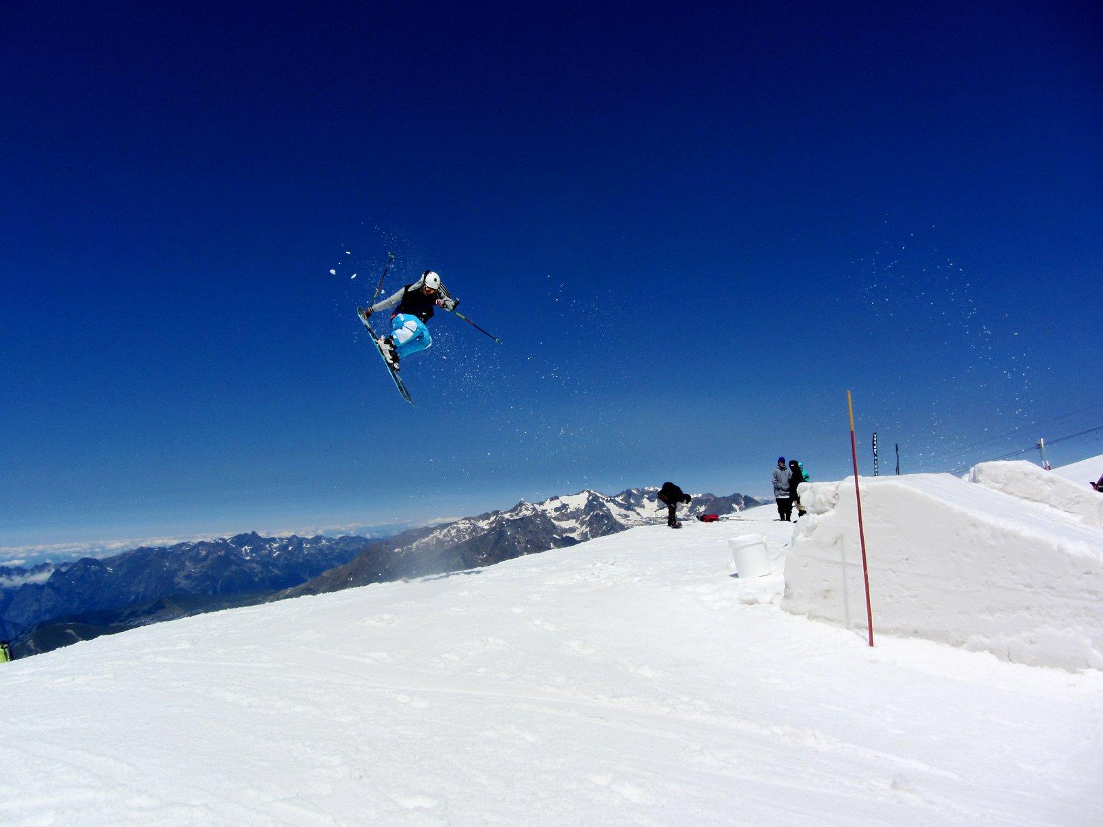 Tail 3 - Les 2 Alpes