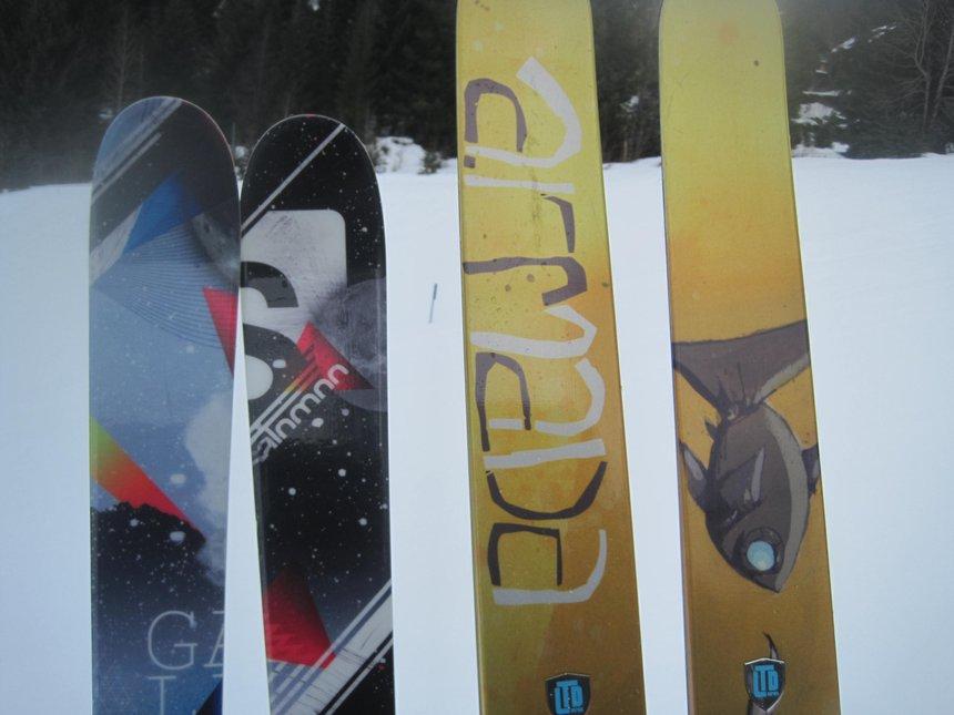skis!