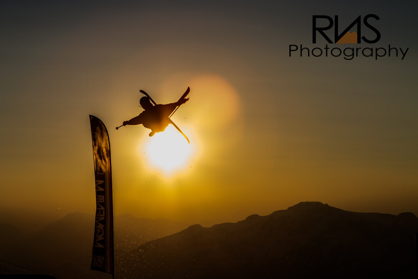 Tom Wallisch Sunset Cork