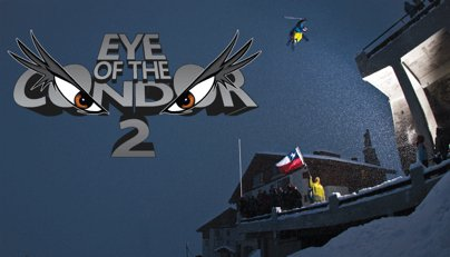 Eye Of The Condor Begins Tomorrow