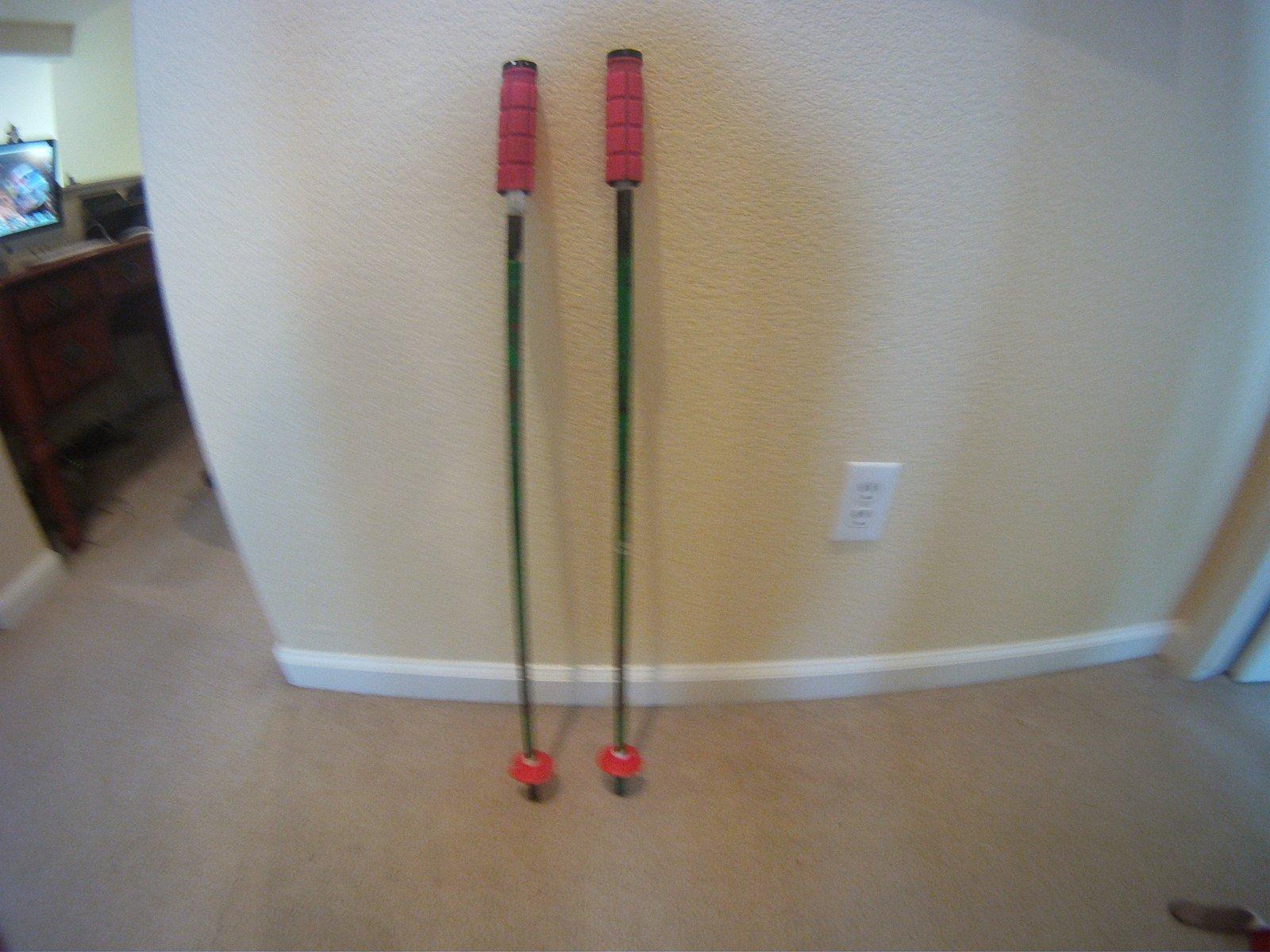 new poles