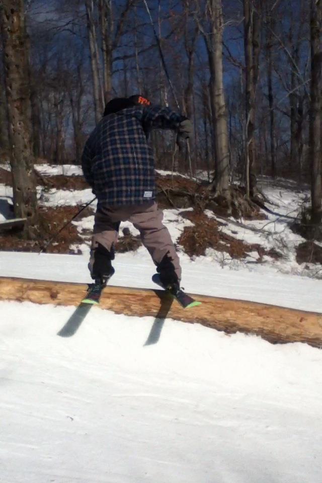 Mount snow log