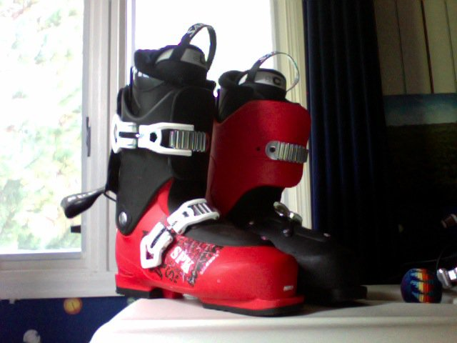 the spk boots