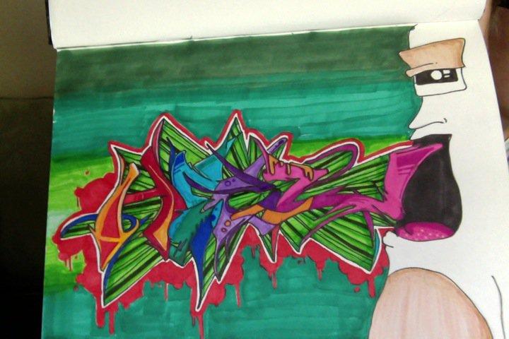 Graffiti (HecZ)