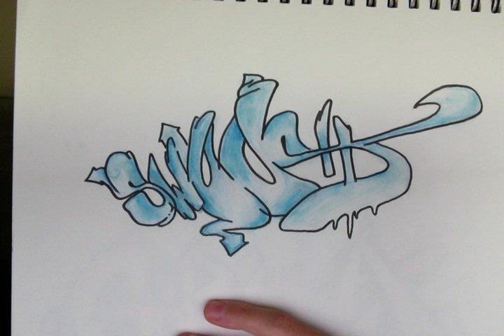 Graffiti (Swoosh)
