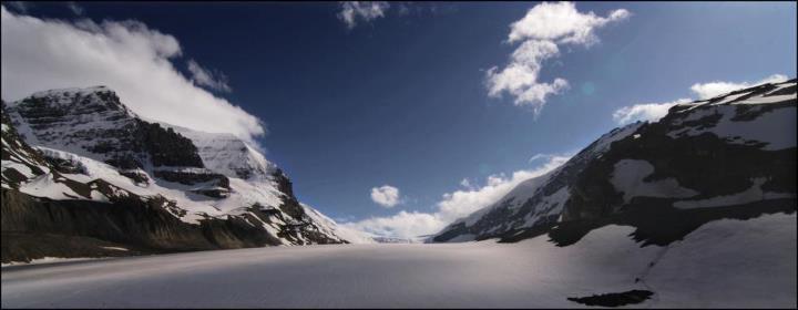 Columbia Icefields, Alberta