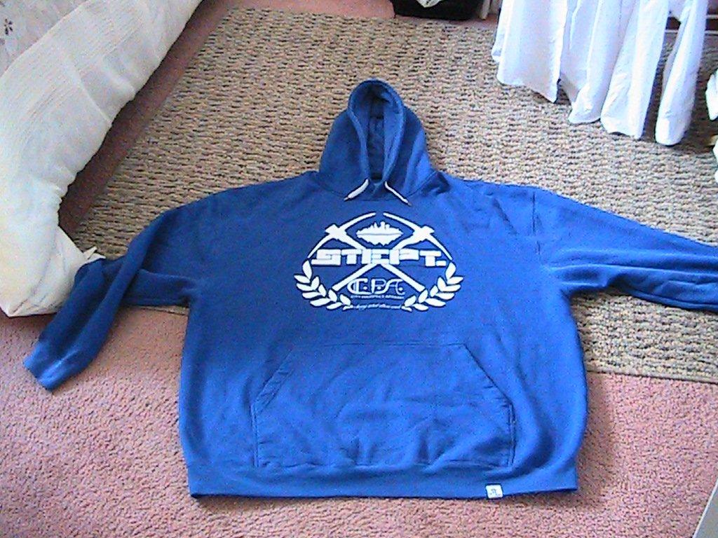 4xl stept hoodie