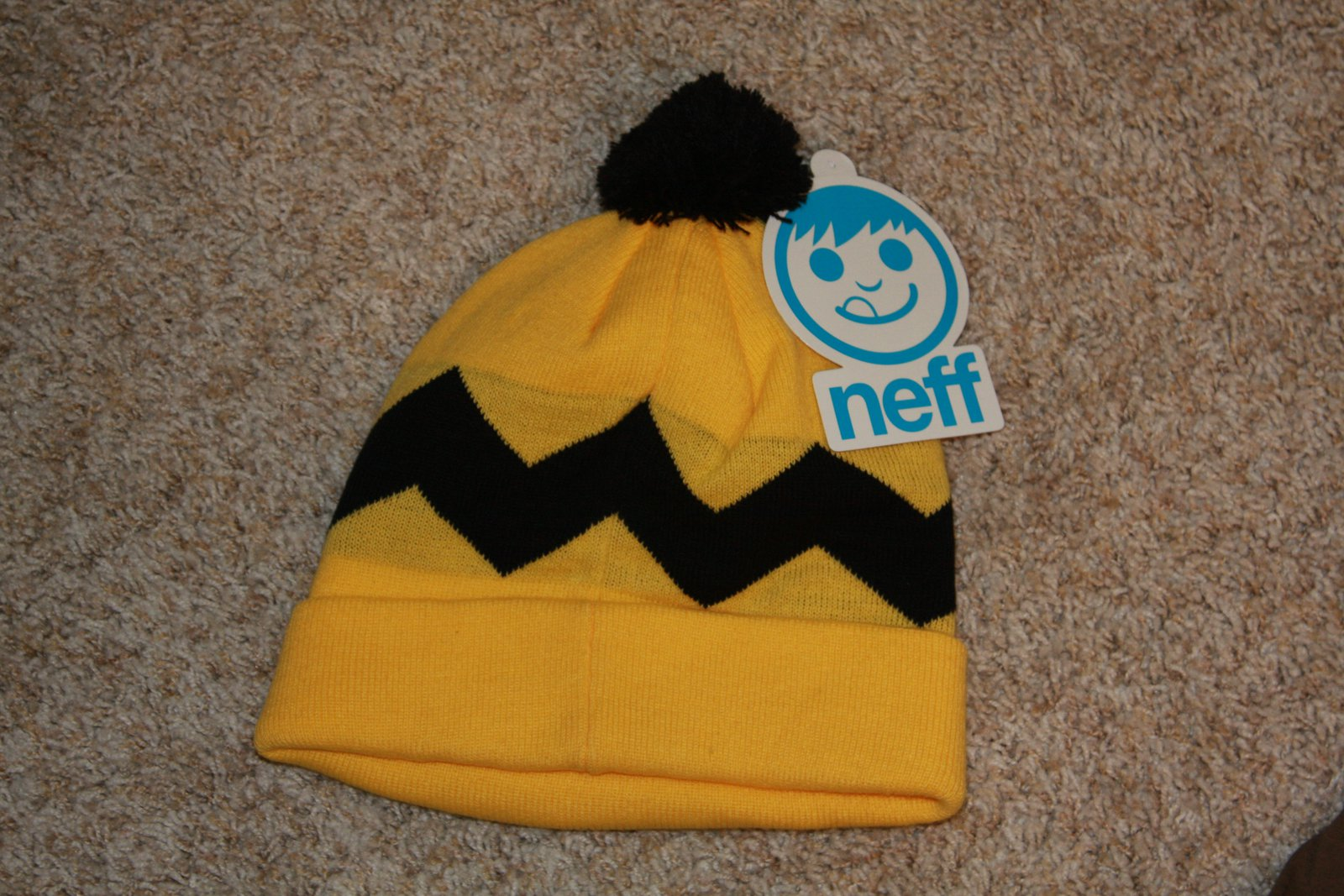1cdd03bb729 Neff Charlie Brown beanie - Pictures - Newschoolers.com