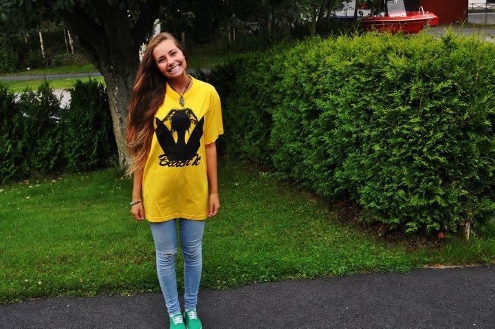 BeachIt Shirts! Yellow
