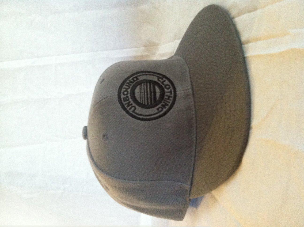 unbound hat- grey