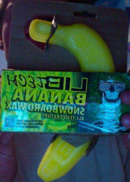 Banana O Wax