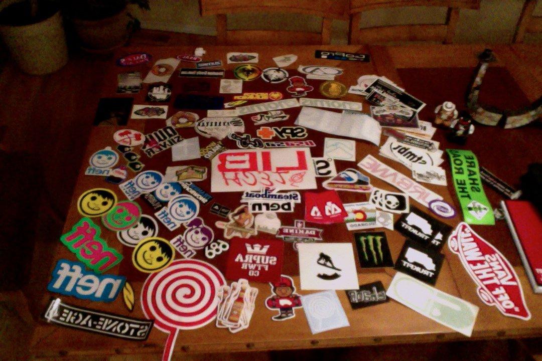 Bag O Stickers