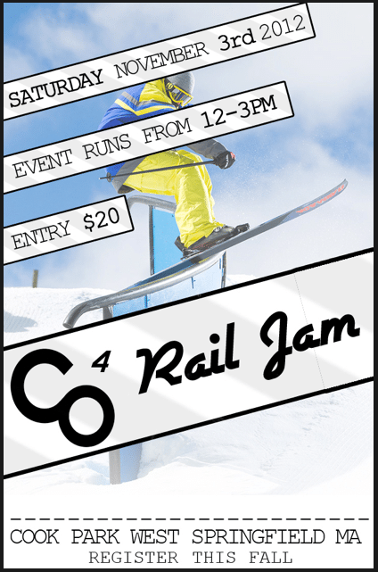 CO4 Rail Jam Presented by Colorado Ski Shop