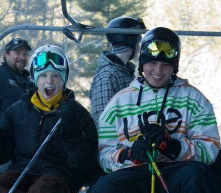 First chair at sunapee