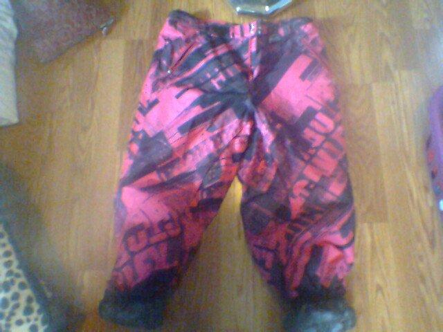 oakley rocco pants