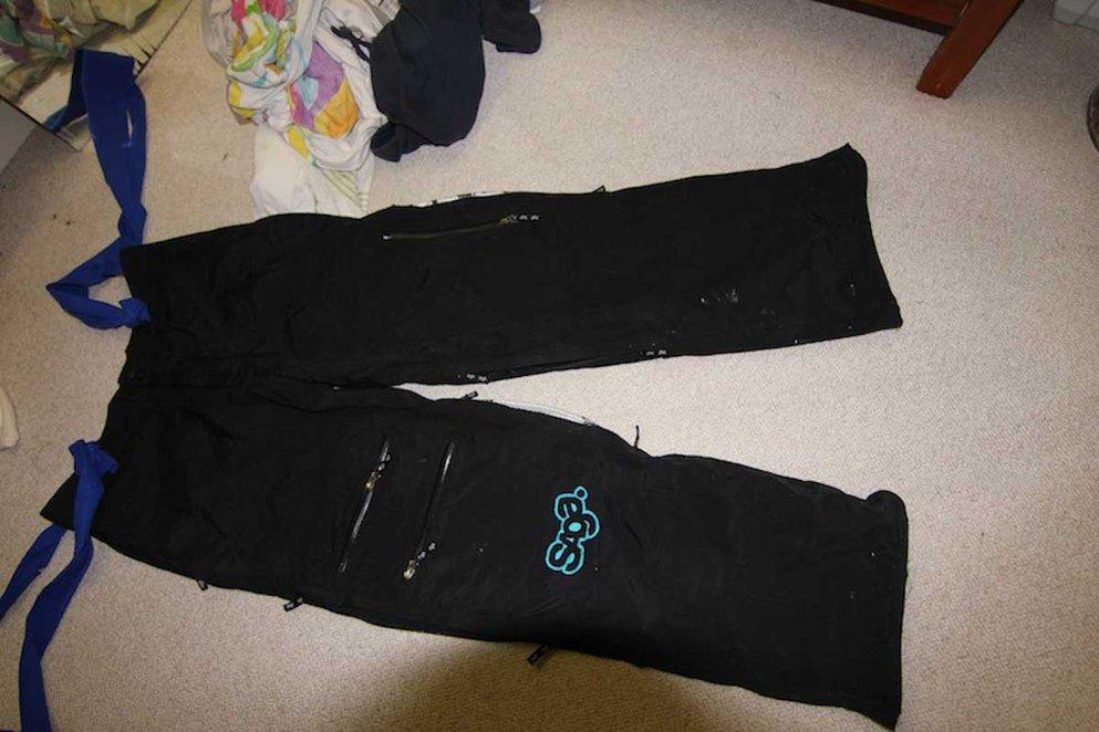 Saga XL pants FS