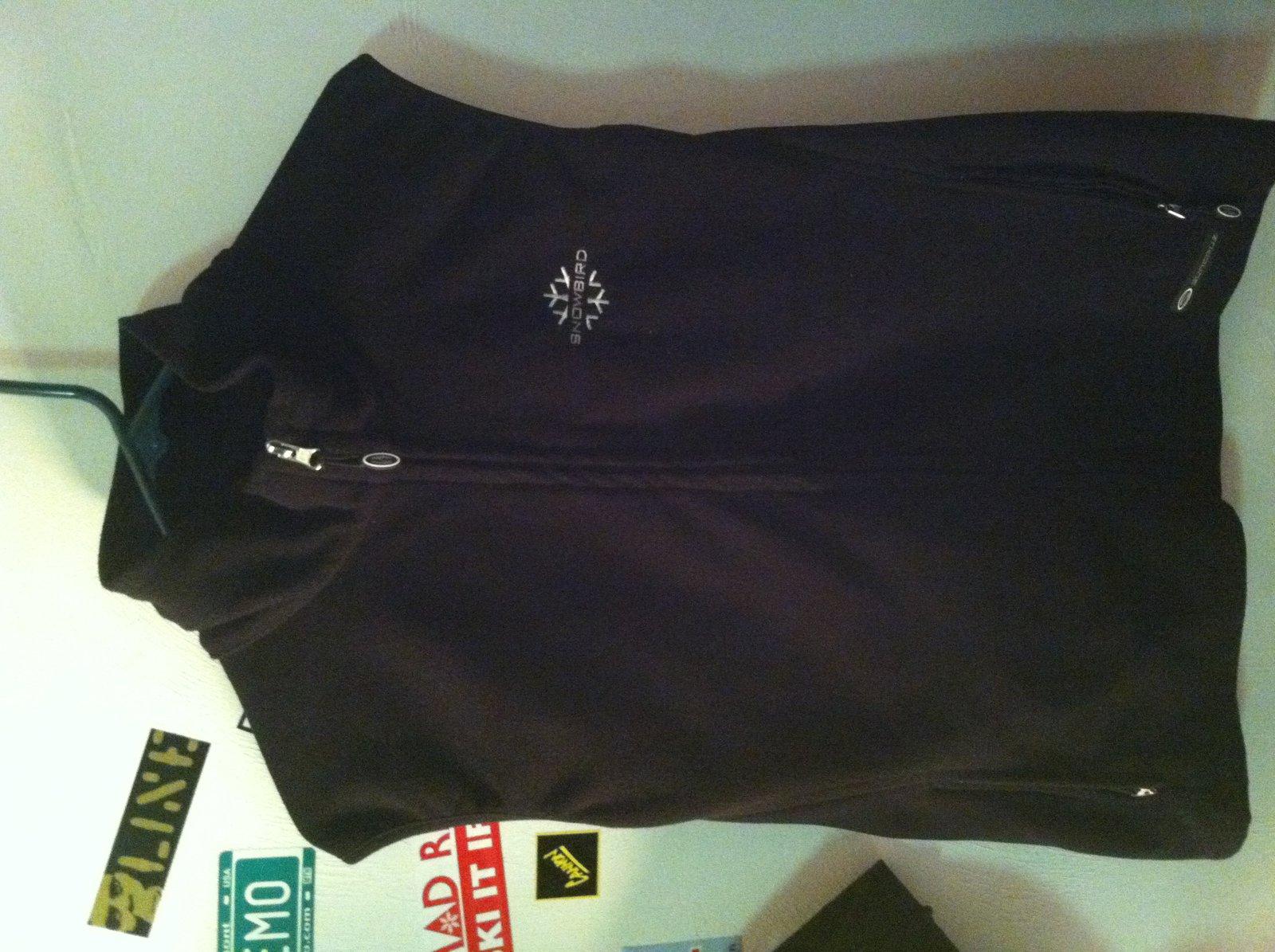 Snowbird vest