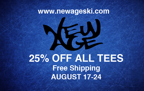 New Age Sale