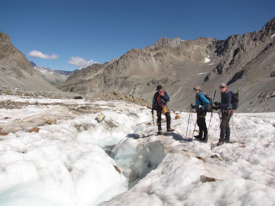 Glacier d'arolla