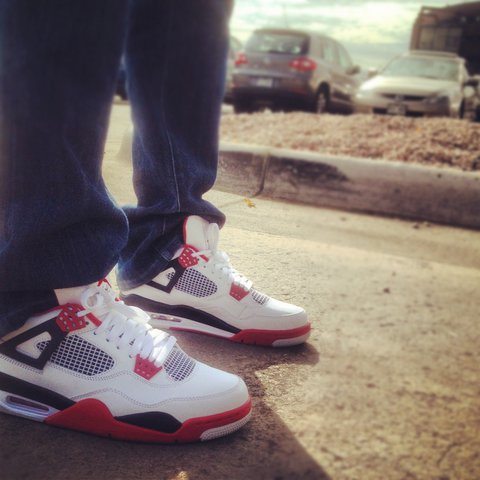 fire red iv