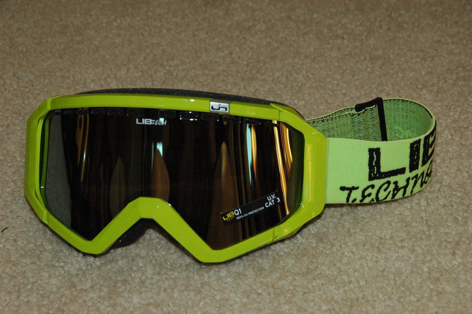 lib tech goggles fs