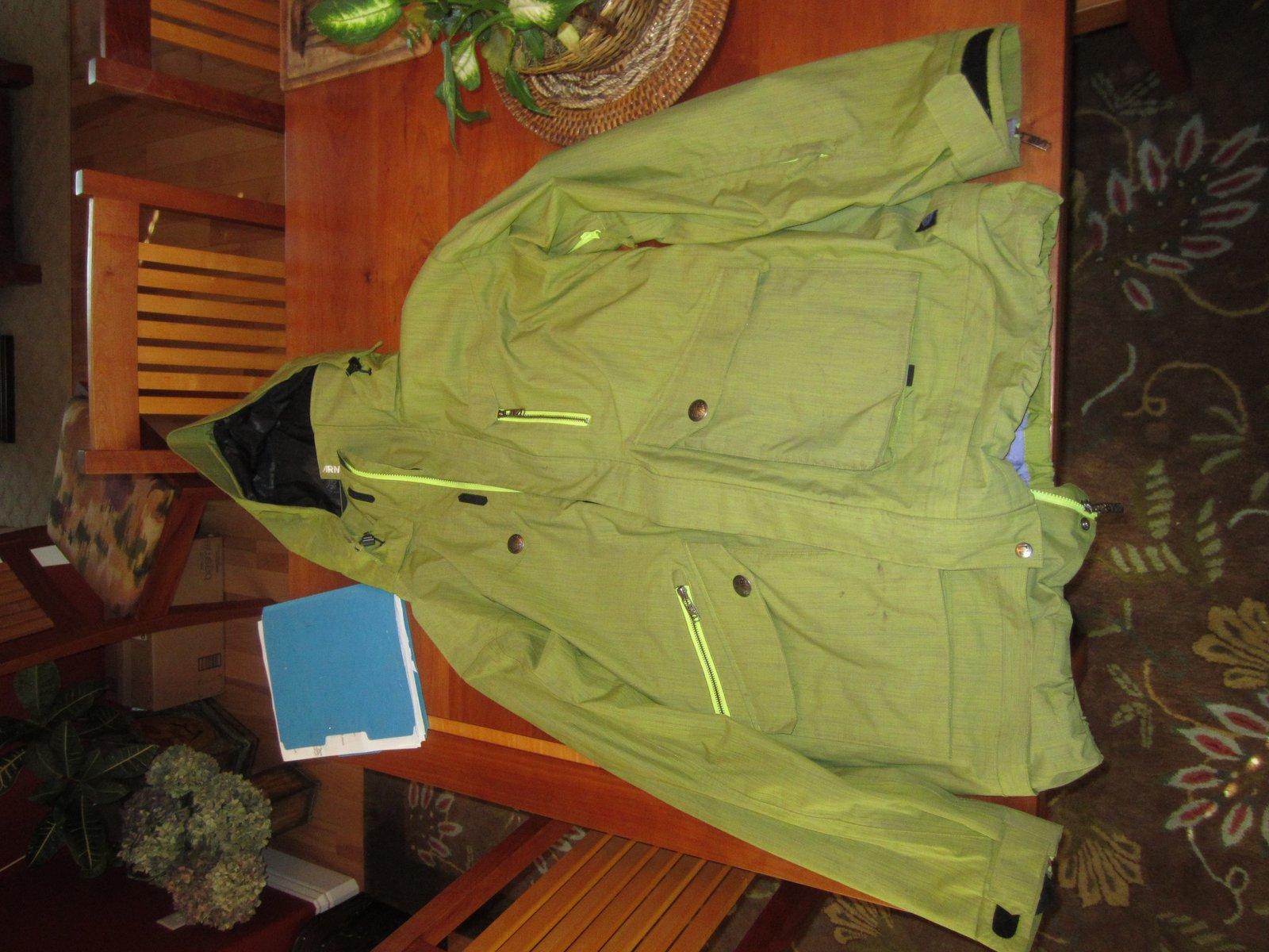Armada Range Jacket