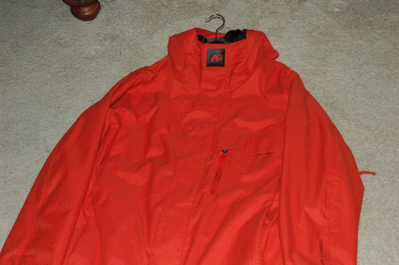analog coat fs