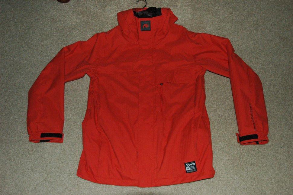 analog coat fs 2