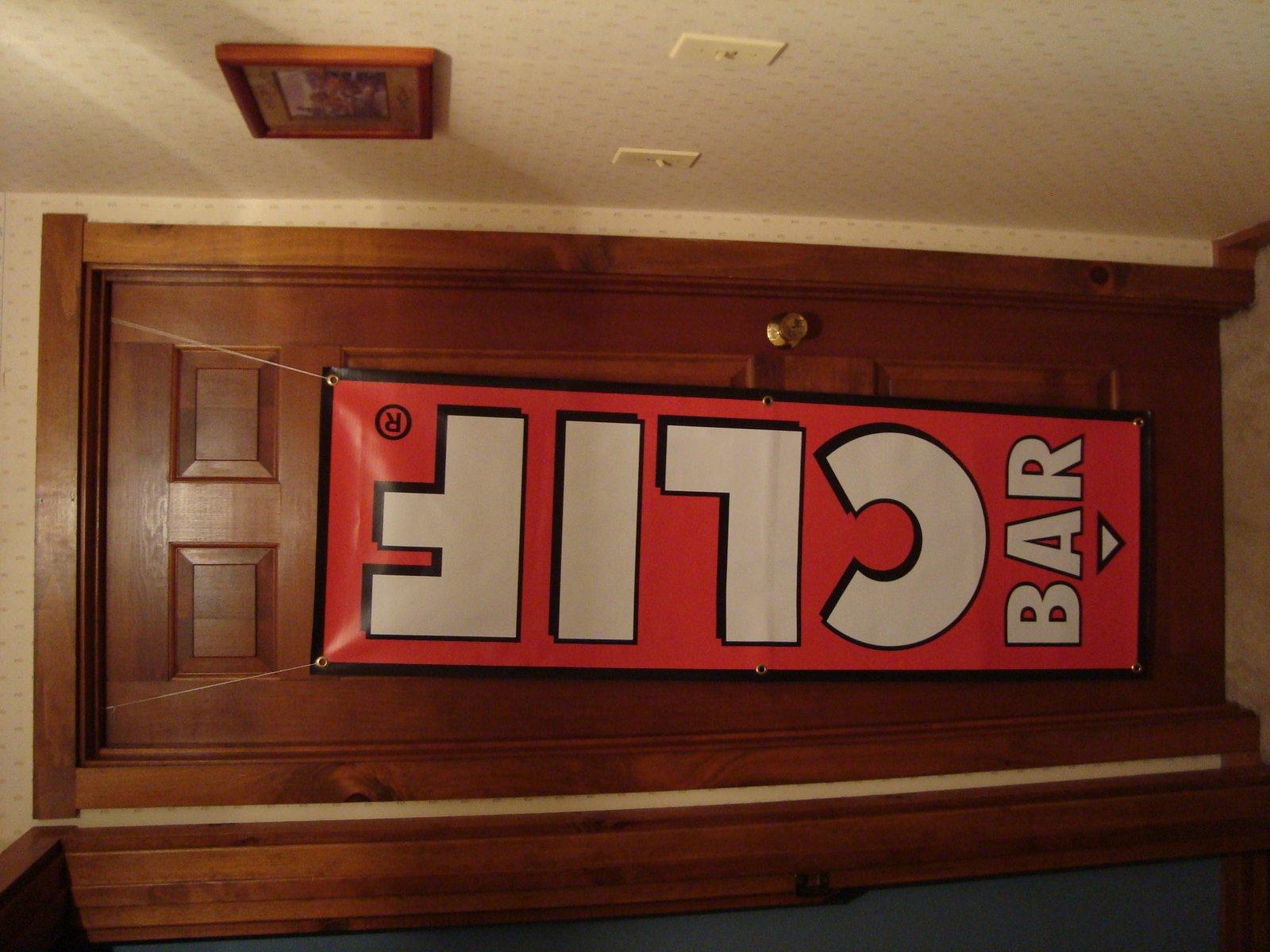 Clif Bar Banner