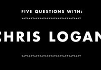 5 Questions With Chris Logan