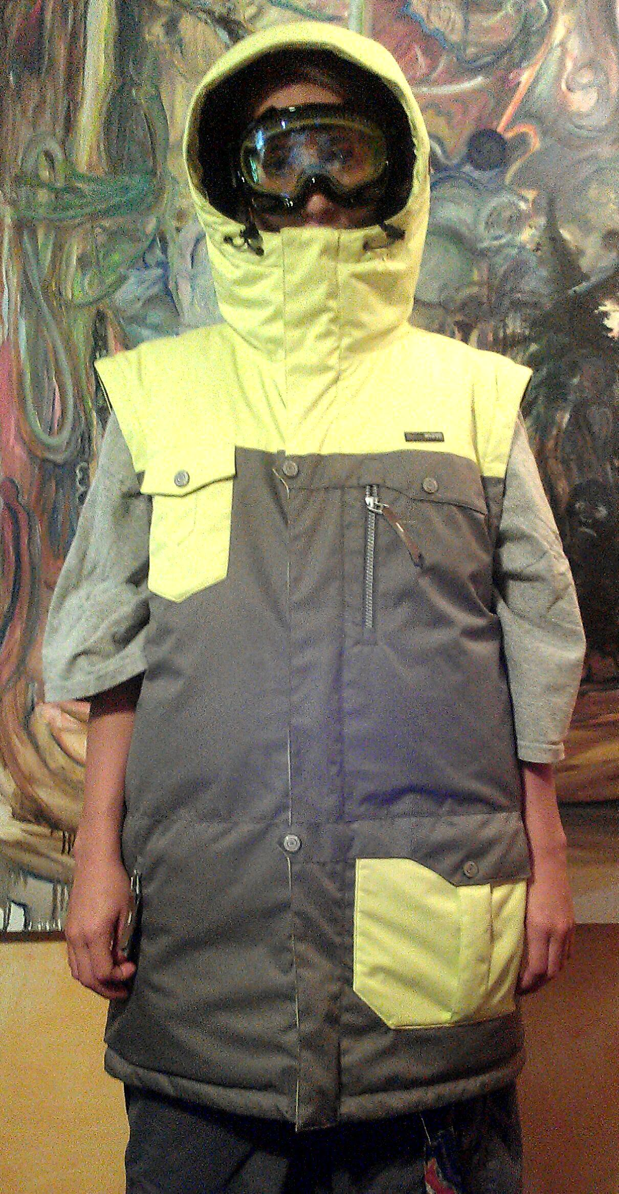 FS: Orage Phil Casabon Jacket (Large)
