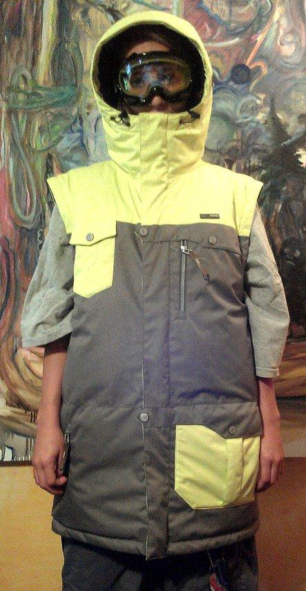 FS: Orage Phil Casabon Jacket (Large)