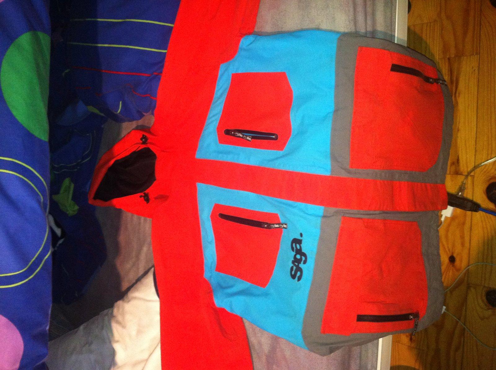 Saga outerwear