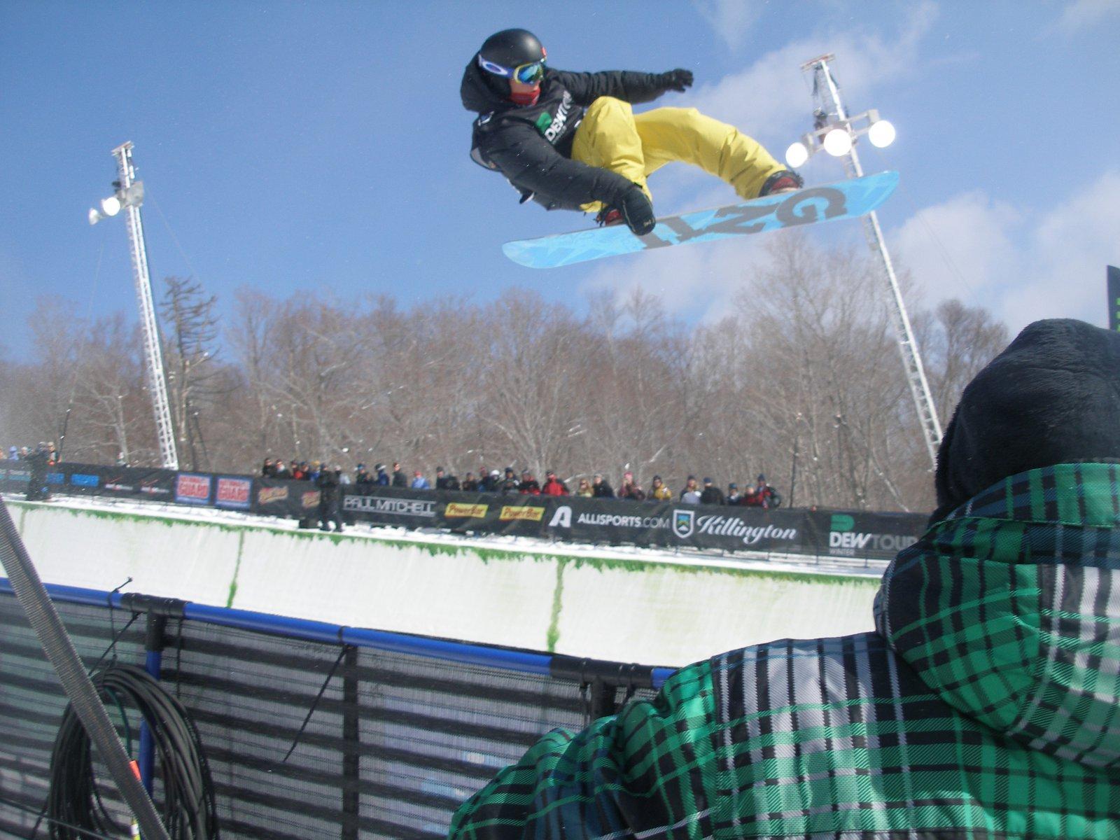 Snowboarding Tricks...