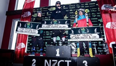 New Zealand Freeski Open Halfpipe Finals