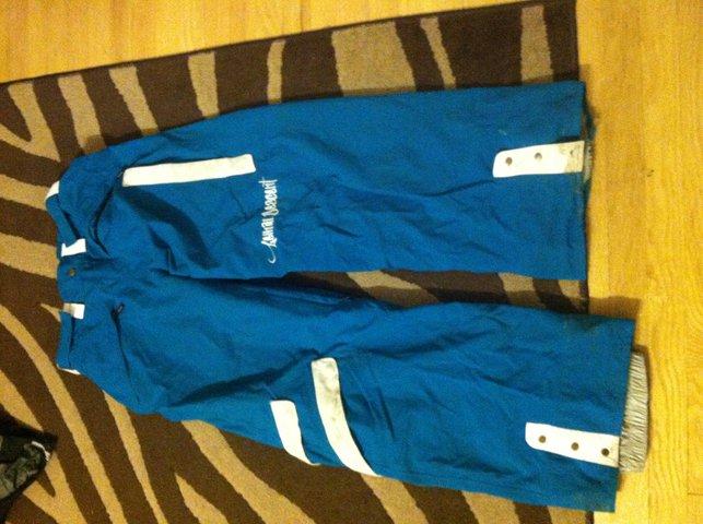 Blue LDC pants