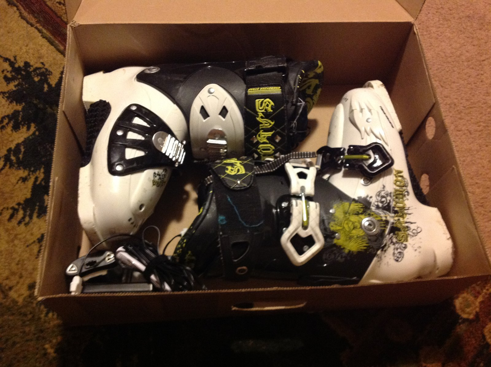 Ghost Boot #1