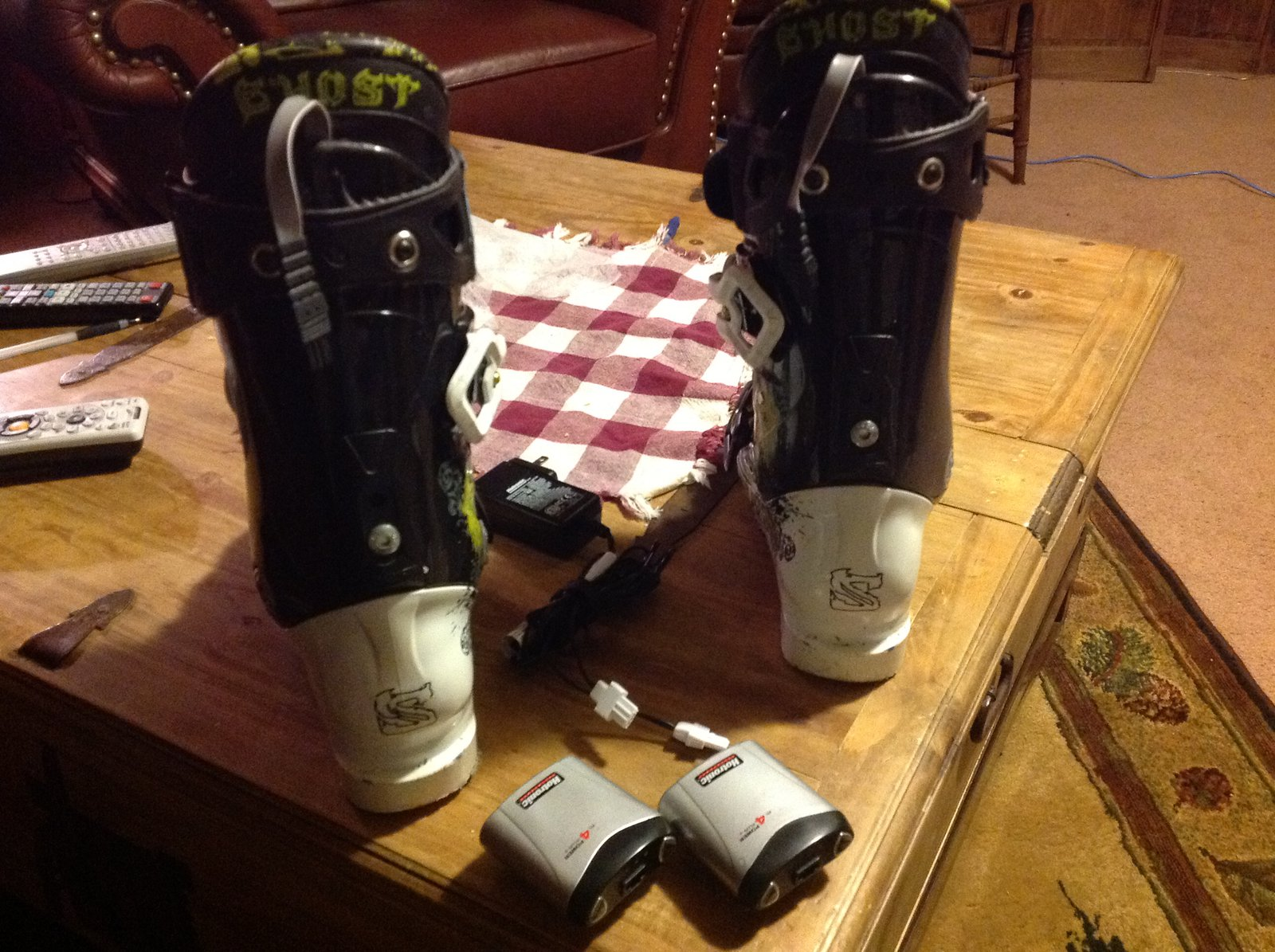 Ghost Boot #5